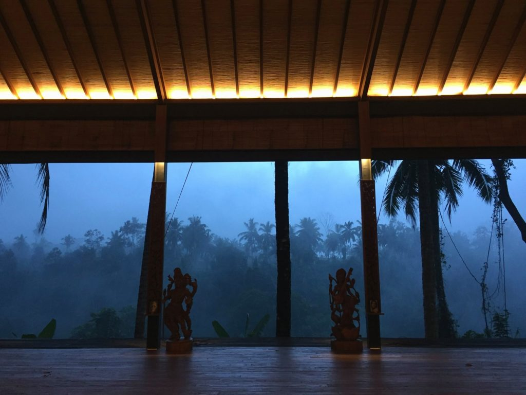 Vinyasa Krama Mandiram - Matthew Sweeney Shala in Bali