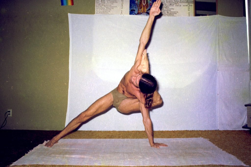David Williams Ashtanga Yoga